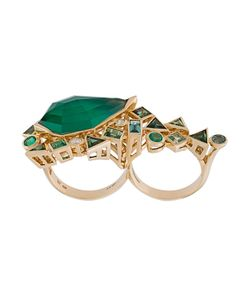 Stephen Webster | Crystal Haze Emerald And Diamond Ring