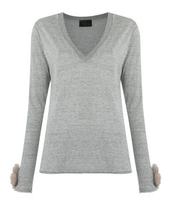 Andrea Bogosian | Pompom T-Shirt