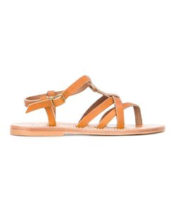 K. Jacques | Galdana Sandals 38 Leather