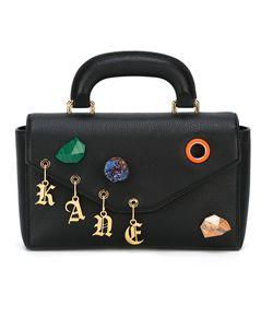 Christopher Kane | Devine Stone Charm Shoulder Bag
