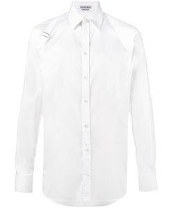 Alexander McQueen | Рубашка С Лямками От Кобуры