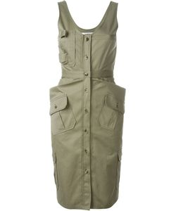 Chalayan | Fitted Military Dress