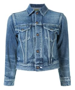 Fabiane Roux | Cropped Denim Jacket