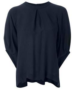 FADTHREE | Блузка Со Встречной Плиссировкой
