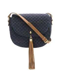 Xaa | Denim Shoulder Bag Cotton/Artificial Leather
