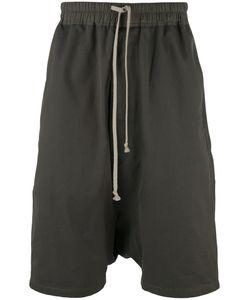 RICK OWENS DRKSHDW | Drop Crotch Shorts Size Medium
