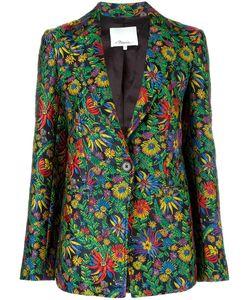 3.1 Phillip Lim   Detail Blazer 4 Polyester/Polyamide/Silk/Viscose