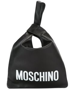 Moschino | Loop Strap Tote Leather