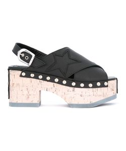Mcq Alexander Mcqueen | Studded Wedge Sandals