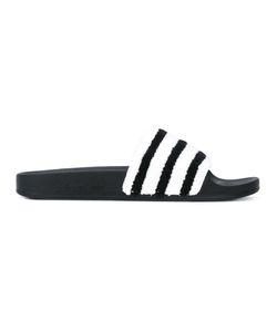 adidas Originals | Полосатые Шлепанцы