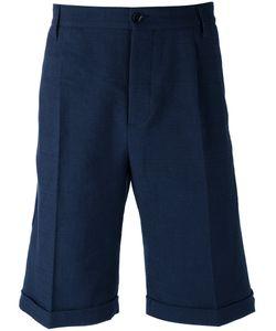 MP MASSIMO PIOMBO | Knee Length Tailored Shorts