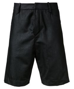 A NEW CROSS | Tailo Shorts With Belt Loops Large