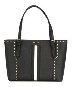 Bally | Stripe Front Tote Bag Leather