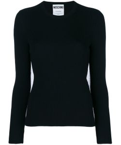 Moschino | Tulle Back Sweater