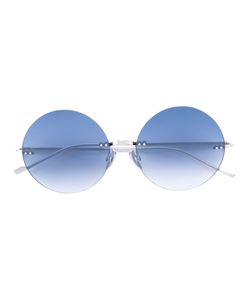 Courreges | Круглые Солнцезащитные Очки So Glam