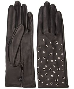 PERRIN PARIS | Embellished Gloves Size 8