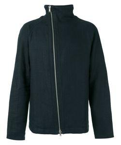 MANUEL MARTE | Off-Centre Zip Jacket