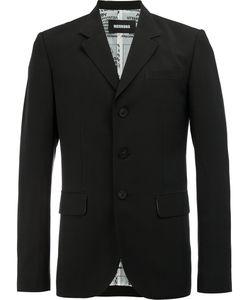 MOOHONG | Button Front Blazer Size 46
