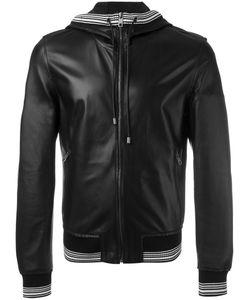 Dolce & Gabbana | Sports Trim Hooded Jacket Size 48