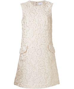 Co | Платье С Жаккардовым Цветочным Узором