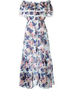 GUILD PRIME | Платье Макси С Цветочным Принтом