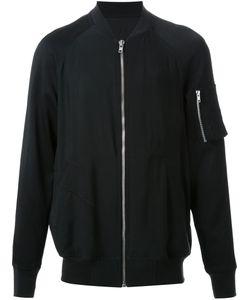 Rick Owens | Куртка-Бомбер С Вышивкой