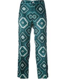 FOR RESTLESS SLEEPERS | Geometric Print Pyjama Trousers