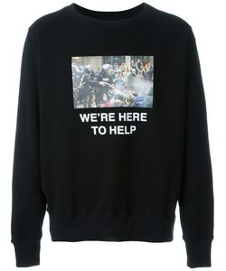424 Fairfax | Here To Help Sweatshirt