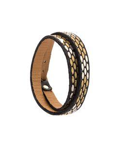 CALLEEN CORDERO | Snake Triple Wrap Bracelet
