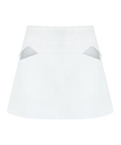 Andrea Bogosian | Cut Out Details Skirt