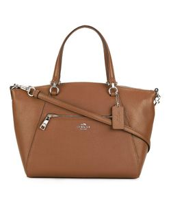 COACH | Prairie Satchel Tote Calf Leather