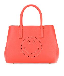 Anya Hindmarch | Smiley Ebury Tote Leather