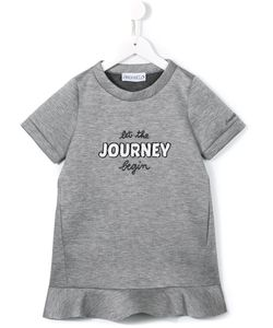 Simonetta | Let The Journey Begin Printed Dress 10 Yrs
