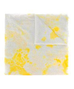 SUZUSAN | Printed Scarf Adult Unisex Cashmere