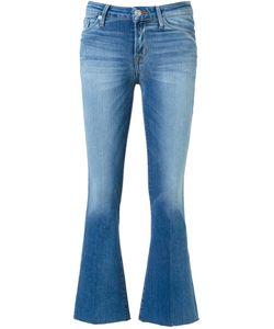 Hudson | Carve Cropped Jeans