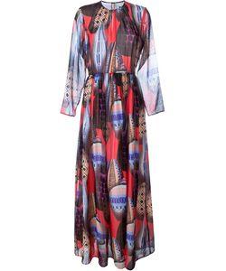 MSGM | Платье С Принтом Воздушных Шаров