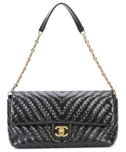 Chanel Vintage | Chevron Flap Shoulder Bag