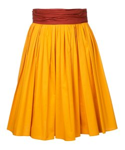 Paule Ka   Short Full Woven Skirt
