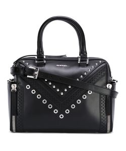 Diesel | Studded Shoulder Bag Calf Leather