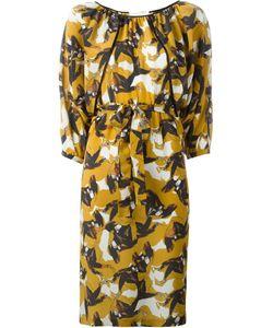 L' Autre Chose | Платье С Абстрактным Принтом