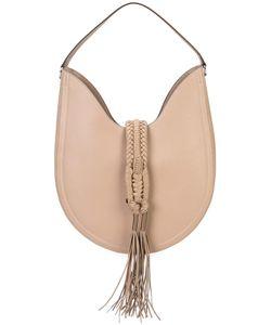 Altuzarra | Tassel Detail Shoulder Bag Leather