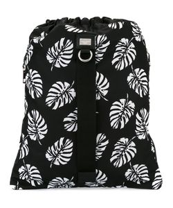Dolce & Gabbana | Leaf Print Bag Polyamide