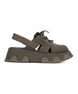 Camper | Wilma Platform Sandals 39