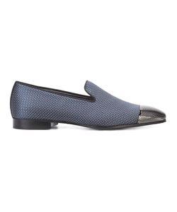Louis Leeman   Printed Slippers