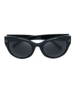 Linda Farrow | Cat Eye Shaped Sunglasses Acetate