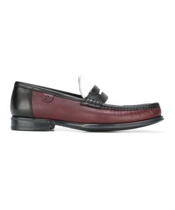 Dolce & Gabbana | Brushed Leather Loafers