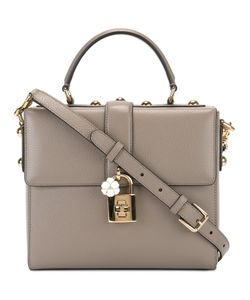 Dolce & Gabbana | Medium Dolce Box Tote Calf Leather