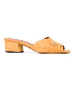 Michel Vivien | Toe-Strap Mules Size 40