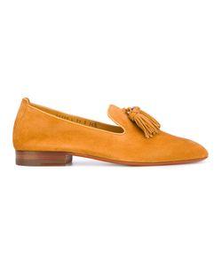 Santoni | Tassel Slippers Size 37.5