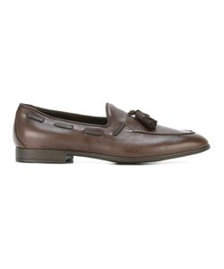 W.Gibbs | Tassel Loafers 46 Calf Leather/Leather/Rubber